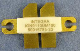 INTEGRA - 100Watt GaN HEMT für Breitbandanwendungen - IGNP0110UM100